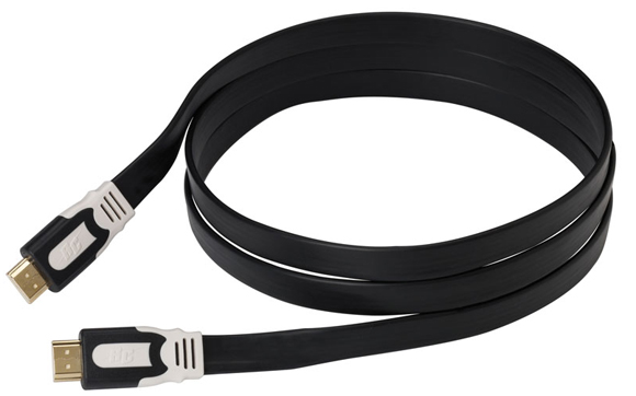 Kabel HDMI Real Cable HD-E-ONYX 2,0 m - Kable HDMI - HDMI