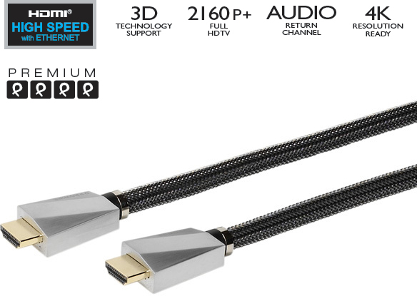 Kabel HDMI 32034 Vivanco - Kable HDMI - HDMI
