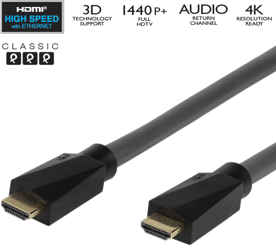 Kabel HDMI 31986 Vivanco - Kable HDMI - HDMI