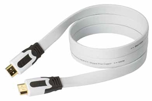 Kabel HDMI Real Cable HD-E-SNOW 1,5 m